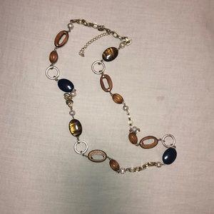 Lia Sophia chain necklace